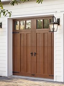 Check Out Our Carriage House Garage Door Options