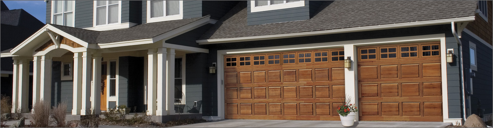 Wood garage doors serving the austin round rock and central sub banner 2 rubansaba